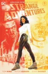 Strange Adventures Vol 5 #5 (Of 12) Cover A Mitch Gerads