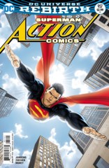 Action Comics Vol 1 #957 Cover B Ryan Sook Variant