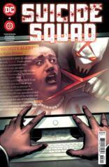Suicide Squad Vol 7 #4 Cover A Eduardo Pansica