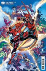 Flash Vol 1 #771 Cover B Brett Booth Variant