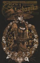 Lady Mechanika La Dama De La Muerte #1 (Of 3) 1:10 Variant