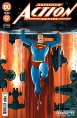 Action Comics Vol 1 #1030 Cover A Mikel Janin