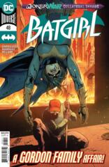Batgirl Vol 5 #48 Cover A Giuseppe Camuncoli