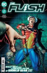 Flash Vol 1 #770 Cover A Brandon Peterson