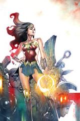 Wonder Woman Vol 1 #757 Cover B Olivier Coipel Variant