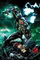 GFT Van Helsing Vs Frankenstein #4 (Of 5) Cover B Riveiro