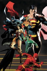 Justice League Vol 4 #45 Cover B Dan Mora Variant