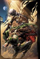 GFT Robyn Hood Ongoing #11 Comic Con A Cover Lilly