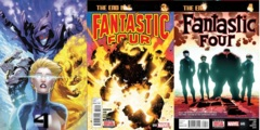 Fantastic Four Lot 643 644 645