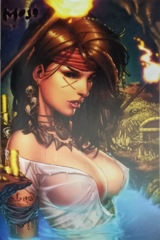 Mojo #3 EBAS Risque Variant LTD to 100