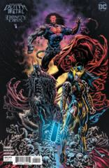 Dark Nights Death Metal Trinity Crisis #1 Cover B 1:25 Kyle Hotz Variant