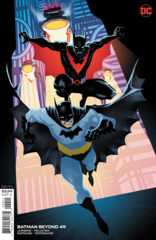 Batman Beyond Vol 6 #49 Cover B Francis Manapul Variant