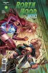 Robyn Hood Justice #5 Cover B Igor Vitorino