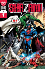 Shazam Vol 3 #14 Cover A Dale Eaglesham