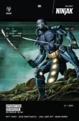 Ninjak #10 Cover A Braithwaite