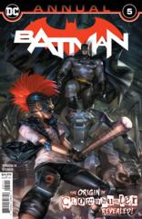 Batman Vol 3 Annual #5 Cover A Derrick Chew