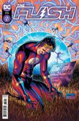 Flash Vol 1 #771 Cover A Brandon Peterson