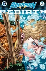 Aquaman Vol 8 Rebirth #1 Cover A Brad Walker (REBIRTH)