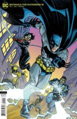 Batman And The Outsiders Vol 3 #15 Cover B Cully Hamner Variant