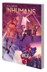 All New Inhumans Vol 2 Skyspears TPB