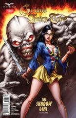 GFT Grimm Fairy Tales #120 C Cover Luis