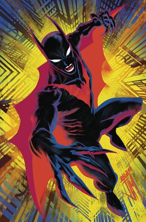 Batman Beyond Vol 6 #44 Cover B Francis Manapul Variant