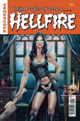 Grimm Tales of Terror Quarterly: Hellfire Cover A Geebo Vigonte