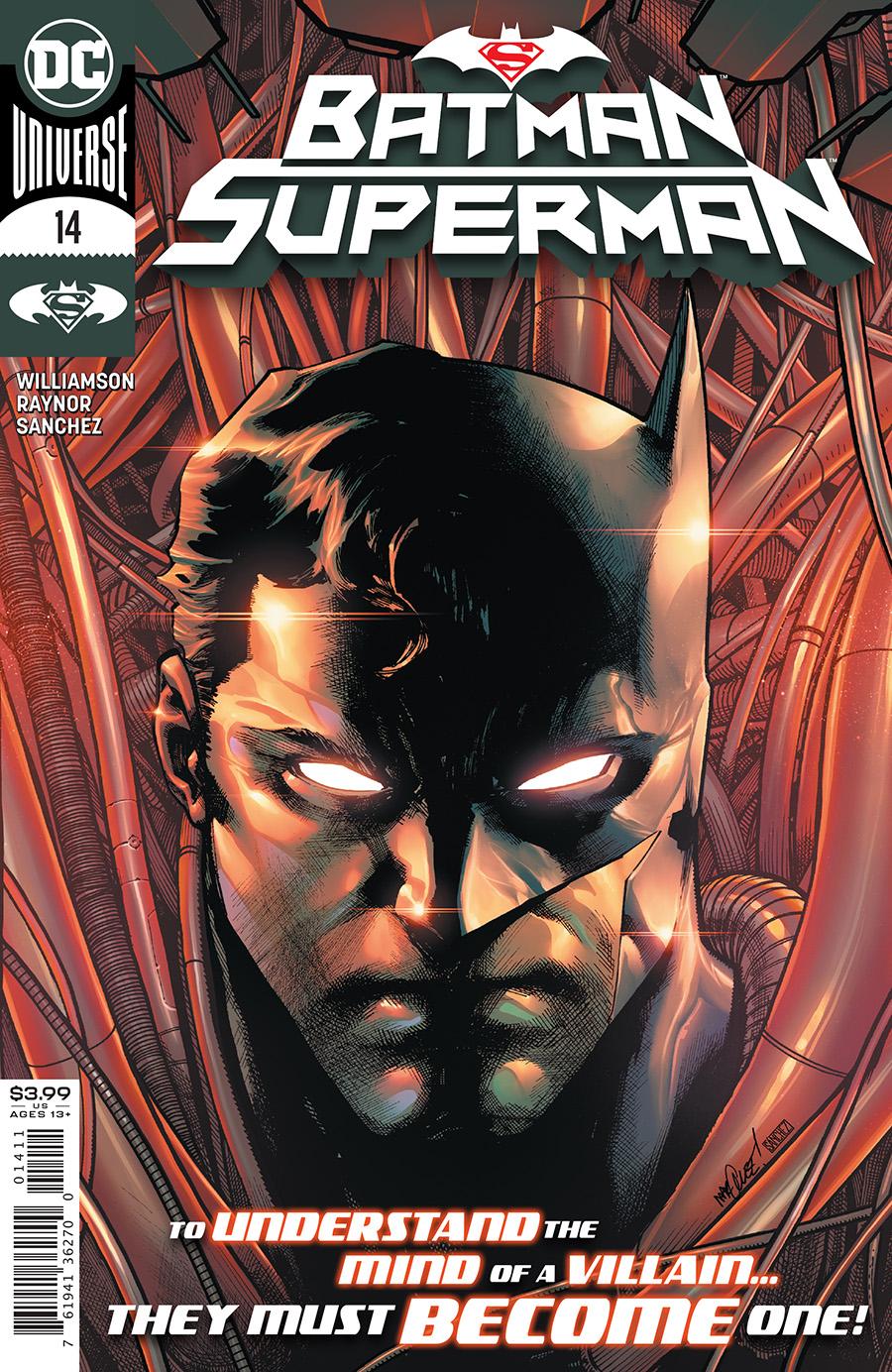 Batman Superman Vol 2 #14 Cover A David Marquez