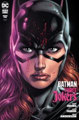 Batman Three Jokers #2 (Of 3) Cover B Jason Fabok Batgirl Variant