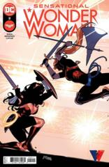 Sensational Wonder Woman #2 Cover A Bruno Redondo