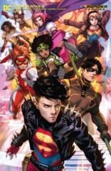 Young Justice Vol 3 #18 Cover B Derrick Chew Variant