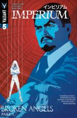 Imperium #5 Cover A Kano