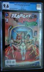 Harley Quinn Road Trip Special #1 1:25 Variant CGC 9.6