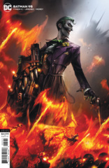 Batman Vol 3 #95 Cover B Francesco Mattina Variant