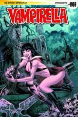 Vampirella #1969 Cover B Jadson