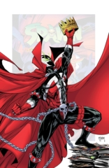 Spawn #301 Cover J 1:25 Todd McFarlane Virgin Variant