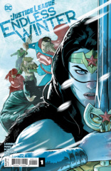 Justice League Endless Winter #1 (Of 2) Cover A Mikel Janin