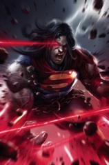 Dark Nights Death Metal #1 (Of 6) Cover C Francesco Mattina Superman Variant