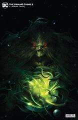Swamp Thing #2 (Of 10) Cover B Francesco Mattina Variant