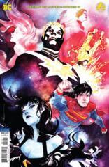 Legion Of Super-Heroes Vol 8 #8 Cover B Dustin Nguyen Variant