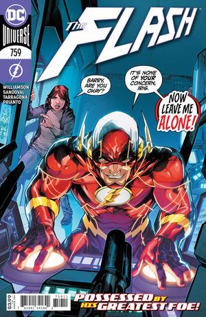 Flash Vol 1 #759 Cover A Howard Porter