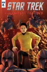 Star Trek Manifest Destiny #4 (Of 4) 1:10 Variant