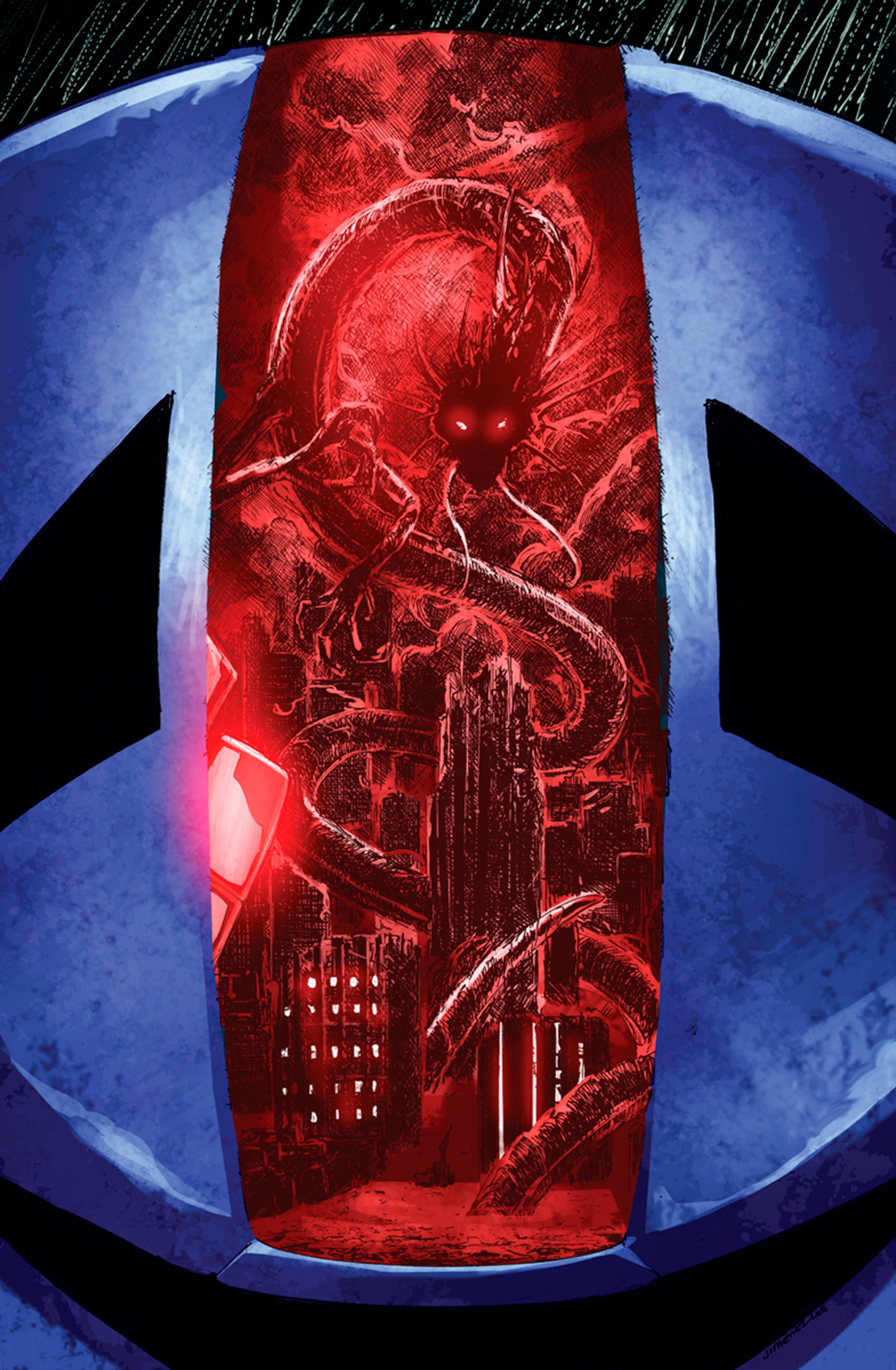 4001 A.D. X-O Manowar #1 Cover B Jimenez