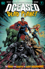 Dceased Dead Planet #1 (Of 6) Cover A David Finch