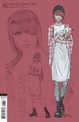Wonder Woman Vol 1 #762 Cover C 1:25 Mikel Janin Liar Liar Variant