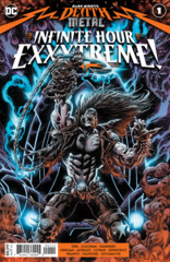 Dark Nights Death Metal Infinite Hours Exxxtreme #1 Cover A Kyle Hotz