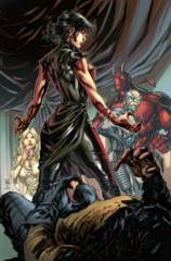 GFT Realm War Age Of Darkness #4 (Of 12) B Cover Lashley (AOFD)