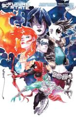 Future State Teen Titans #1 (Of 2) Cover B Dustin Nguyen Variant