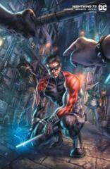 Nightwing Vol 4 #73 Cover B Alan Quah Variant