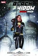 Black Widow Deadly Origin HC